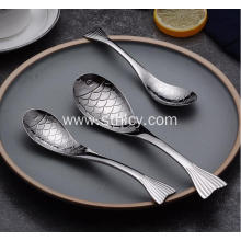 304 Tableware Stainless Steel Spoon